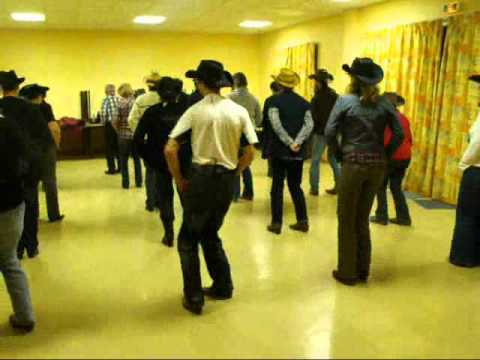 Ridin Alone par les Rednex Country Dancers.wmv