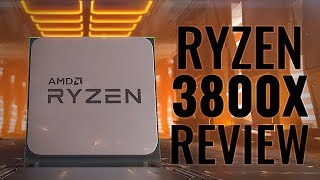 Ryzen 7 3800X Review - With Gaming Benchmarks!