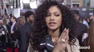 Zendaya Video - Zendaya on the AMAs Red Carpet 2014