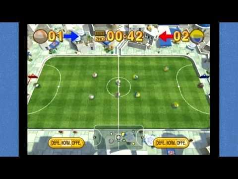 Super Monkey Ball 2: Party Games - Monkey Soccer