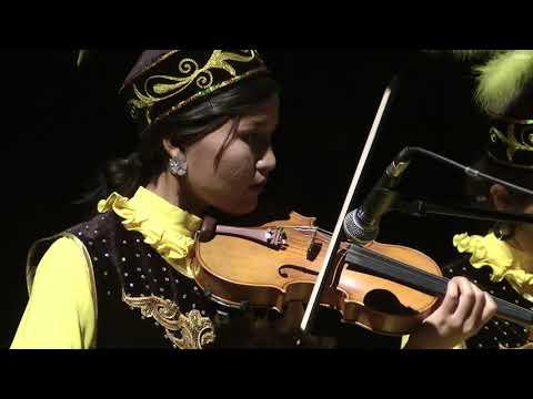 Kyrgyzstan folk music