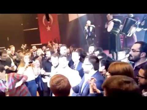 Черим Нахушев - гастроли в Турции 2015