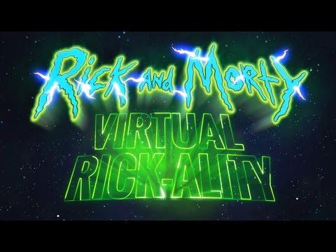 Релиз долгожданной Rick and Morty: Virtual Rick-Ality