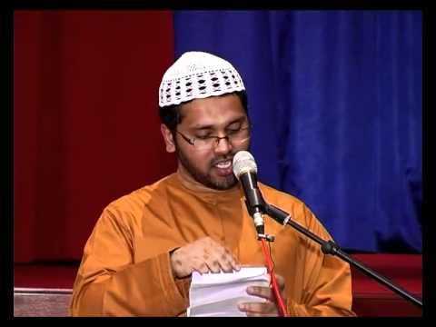 Usthad Simsarul Haq Hudawi-Quran Thafseer-Sura Almu'minoon 97-98 Aya-DVD 2-3