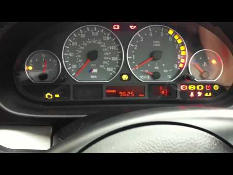 BMW e46 M3 SMG gearbox problem