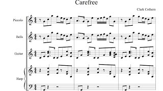 Carefree - by Clark Cothern (1957 -  ) [BMI]