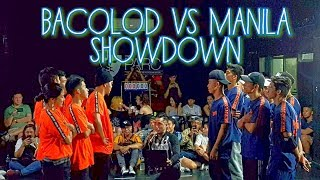 *MANILA SOUL* VS *BACOLOD CRITICAL BREAKDOWN*  | Showdown | OUR City Bboys