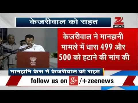 SC stays defamation proceedings against Arvind Kejriwal