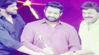 Best Actor 2015 For JR NTR in Maa Awards
