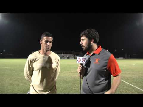 Carson-Newman Women's Soccer: Richard Moodie Post Ohio Dominican 09-11-15