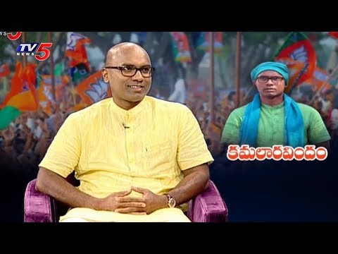 BJP Young Leader Dharmapuri Special Interview | TV5 News
