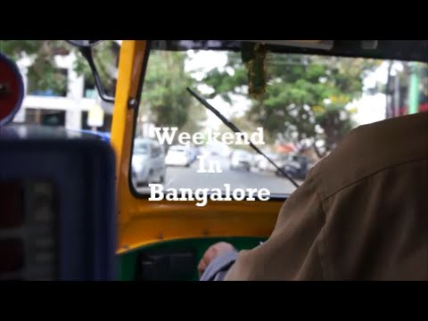 Weekend in Bangalore  |  IraqiPlatform