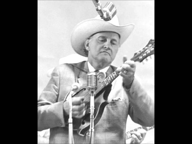 Bill Monroe Live ---- Pike County Breakdown