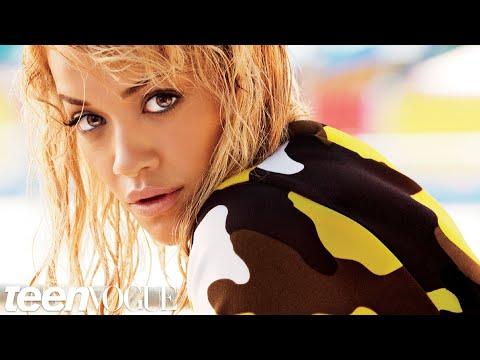 Rita Ora Talks 'Fifty Shades of Grey,' Instagram Addictions & Following Your Dreams—Teen Vogue