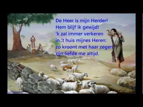 De Heer is mijn Herder - Gezang 14