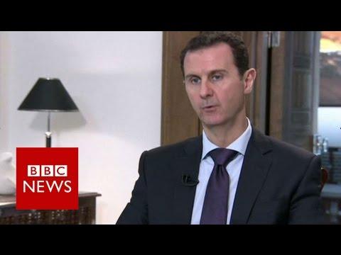 Bashar al-Assad vows to retake all of Syria - BBC News