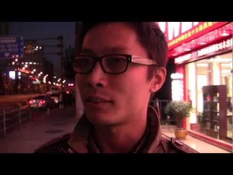 In Shanghai China asking random folks on Zhaojiabang Road about nuclear power - THORIUM REMIX