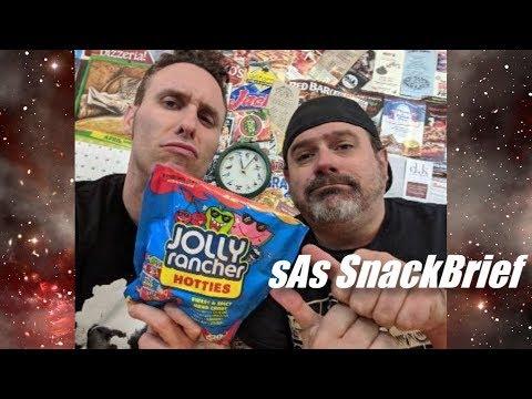 sAs SnackBrief: New Jolly Rancher Hotties