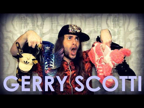 My JEREMY SCOTT collection! ★