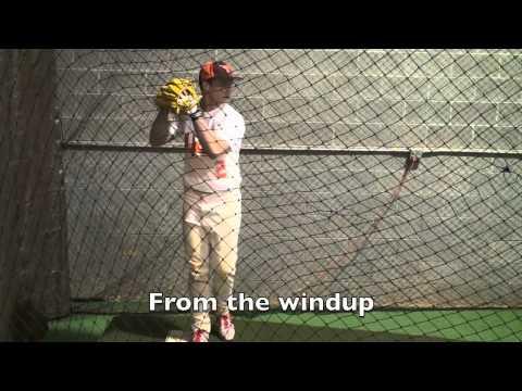 Chase Saunders Yak Baseball 2012, Wheatmore High School class of 2013