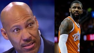 LaVar Ball Makes Insensitive Comment About Kyrie Irving
