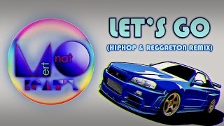 Download Lagu Mert ONAT Beat'z - Let's Go (Hiphop & Reggaeton Remix) Gratis STAFABAND