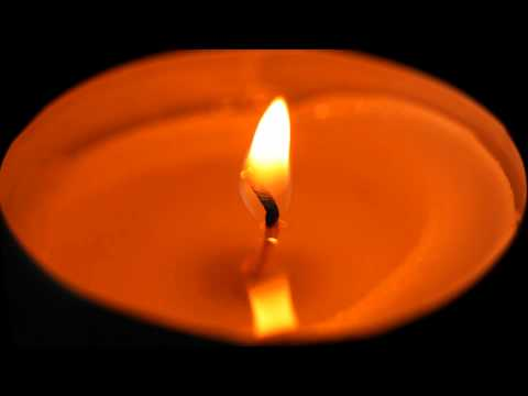 Extra Relaxing Candle in full HD