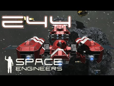 Space Engineers Multiplayer - E44 - RIP Red Ship
