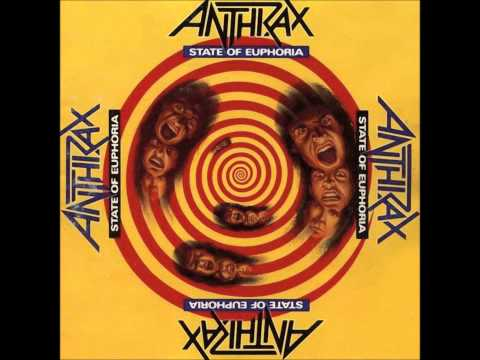 Anthrax - Out Of Sight Out Of Mind