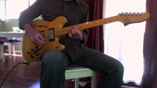 Watch Adrian Belew People video