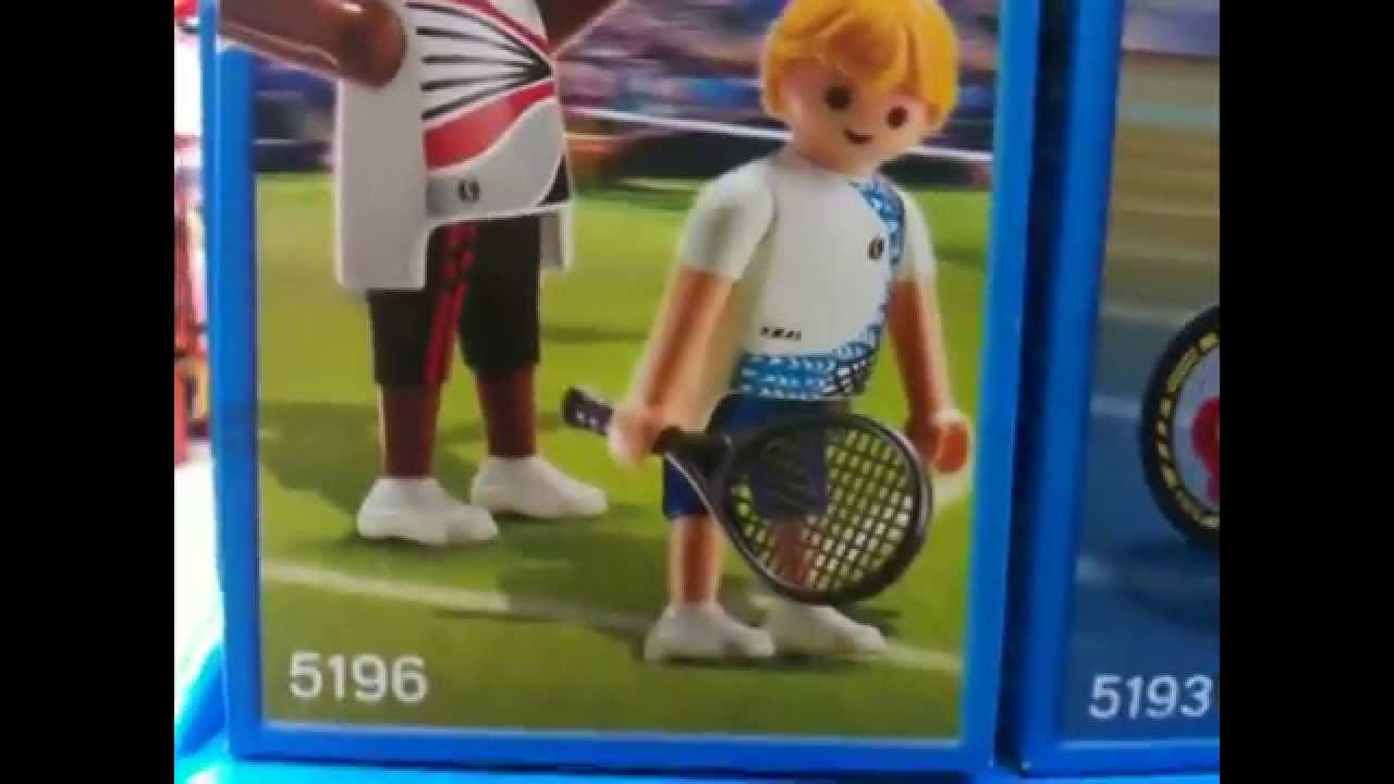 playmobil sport jeux olympiques youtube. Black Bedroom Furniture Sets. Home Design Ideas