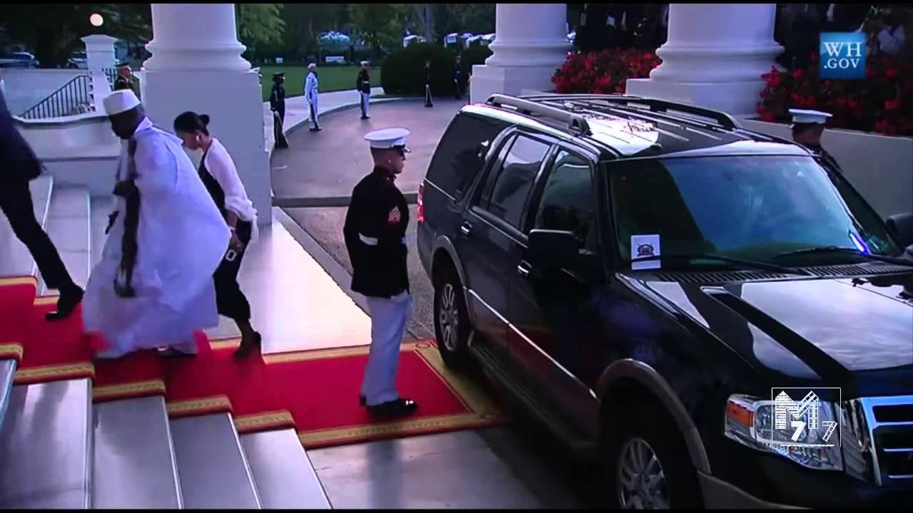 Zineb Yahya Jammeh Gambia President Yahya Jammeh