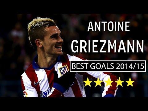 Antoine Griezmann ►2015 | Best Skills & Goals | 1080p HD