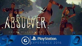 Absolver - PSX 2016 Trailer