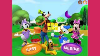 Mickey Mouse Clubhouse Full Episodes Games TV - Mickeys Mousekespotter