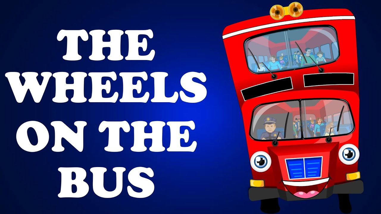 The wheels on the bus go round and round meme
