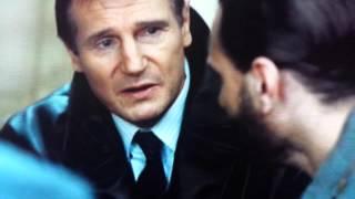 Taken Liam Neeson is offended by arrogance