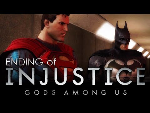 Injustice Gods Among Us Ending Finale Justice for All 
