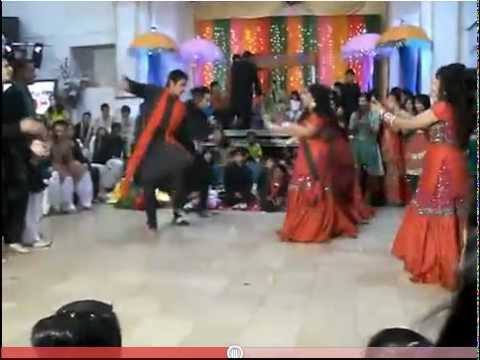 Anisha Mehandi Perfomance At Desi Girl.mp4 video