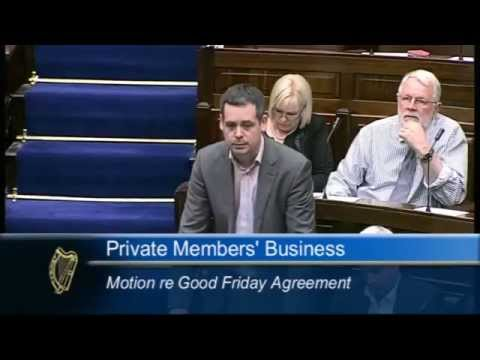 Pearse Doherty - Government TDs new found interest in the North is based on cyncism and ignorance
