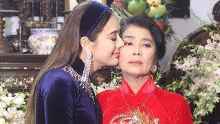 Mẹ Lâm Khánh Chi xúc động dặn dò con gái khi trao của hồi môn - TIN TỨC 24H TV