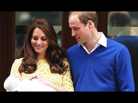 Prince William & Kate Middleton Announce New Royal Baby Name