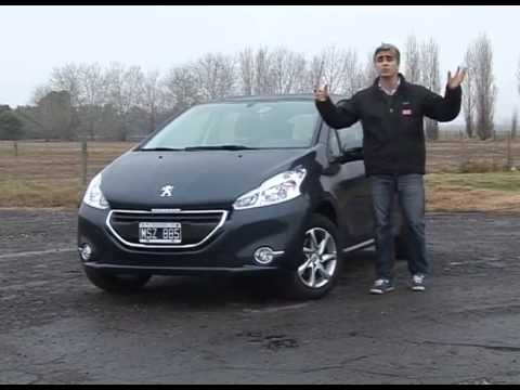 Peugeot 208 1.5 Allure Touch Screen - Test - Matías Antico
