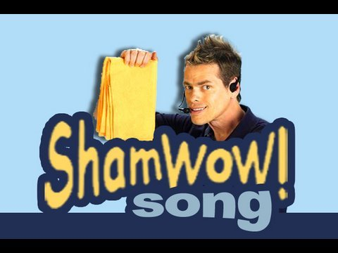 ShamWow Song - Rhett & Link Music Videos