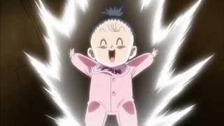 DB Super [Ep 43] Baby Pan learns flying