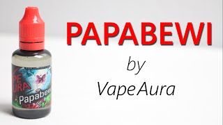 Papabewi E-Juice Review