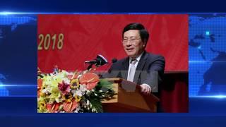 '2017 là năm thành công nhất về đối ngoại của Việt Nam'