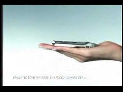 Motorola Razr V3 Silver Commercial