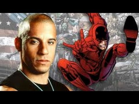 Vin Diesel: 3 Superhero Roles For The Fast & Furious Star - Will's War, Ep. 8