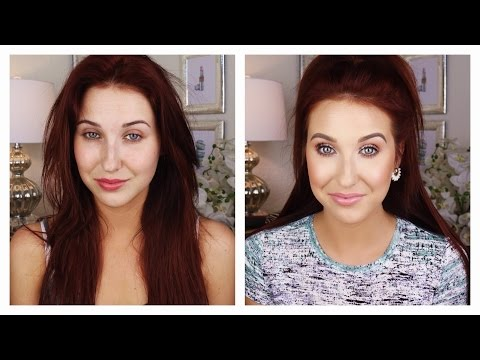 HOW TO: look fresh & awake when you're exhausted - Makeup Tutorial